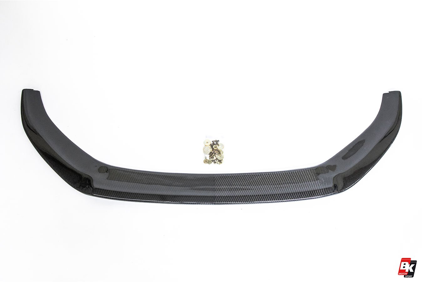 Golf 7 R Front Spoiler Splitter Carbon