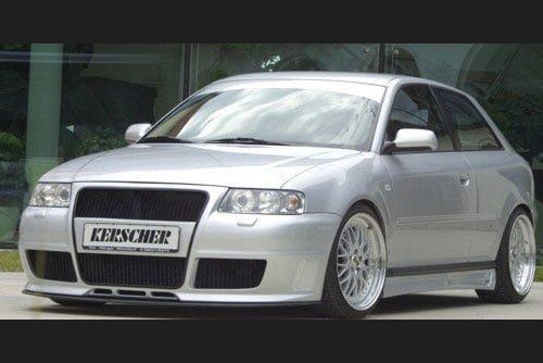 Kerscher Front Bumper K-Style, fits Audi A3 8L