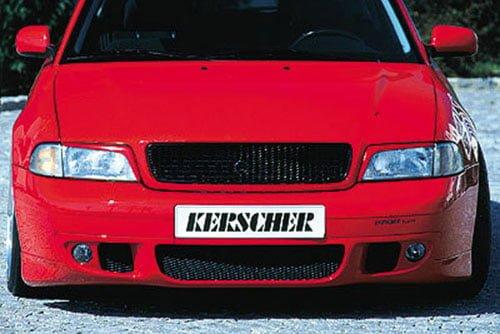 Kerscher Front Bumper Extension KRS, fits Audi A4 B5 1/99