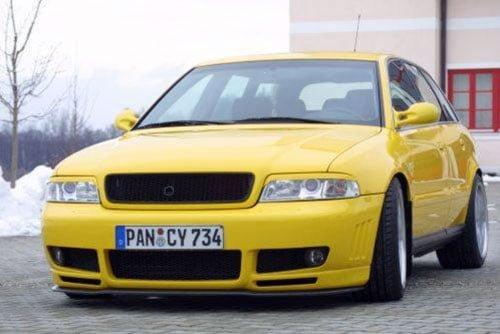 Kerscher Front Bumper Sport-Line, fits Audi A4 B5