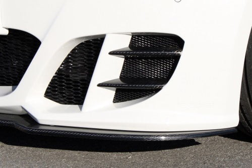 Kerscher Carbon-Styling for KM2 Front Bumpers, fits BMW 1-Series E81-E88