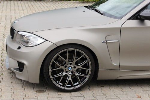 Kerscher Fenders M-Coupe Look, fits BMW 1-Series E81-E88