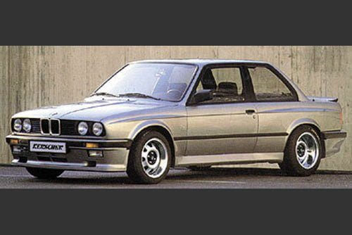Kerscher Body Kit M-Line Sedan, fits BMW 3-Series E30