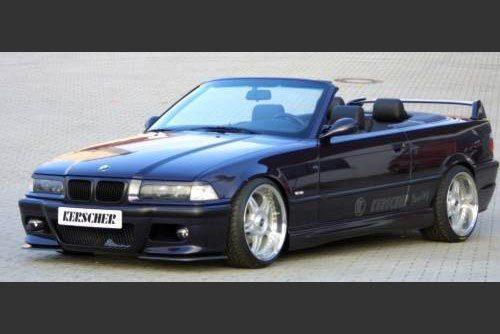 Kerscher Front Bumper KML, fits BMW 3-Series E36