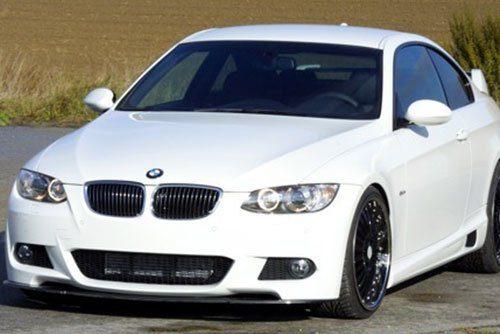 Kerscher Front Spoiler Splitter Carbon Fitting 3063500 + 3063700, fits BMW 3-Series E90/E91