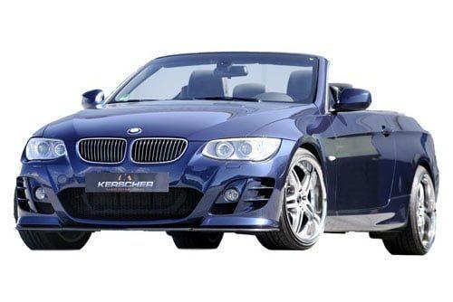 Kerscher Front Bumper Spirit, fits BMW 3-Series E92/E93 from 03/10