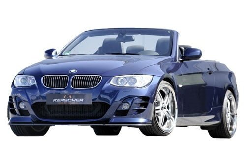 Kerscher Front Bumper Spirit, fits BMW 3-Series E92/E93 from 03/10
