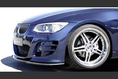 Kerscher Front Spoiler Splitter Carbon, fits BMW 3-Series E92