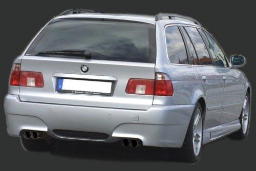 Kerscher Rear Bumper K-Line, fits BMW 5-Series E39 Touring