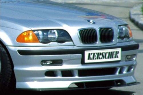 Kerscher Front Bumper Extension Sedan, fits BMW 3-Series E46