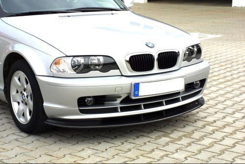 Kerscher Front Spoiler Splitter, fits BMW 3-Series E46 Coupe/Cabrio