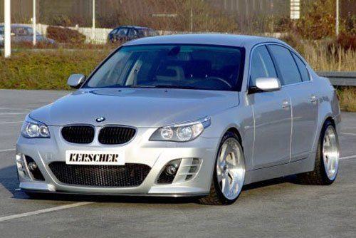 Kerscher Front Bumper, fits BMW 5-Series E60