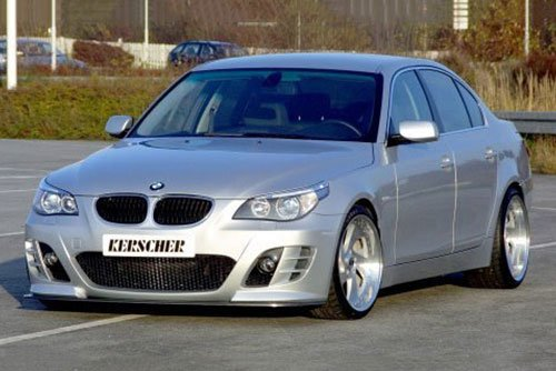 Kerscher Front Bumper, fits BMW 5-Series E60