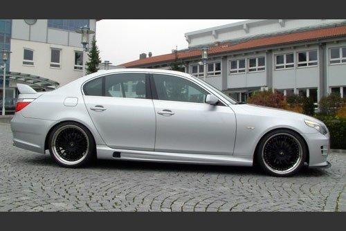 Kerscher Sideskirts Set, fits BMW 5-Series E60