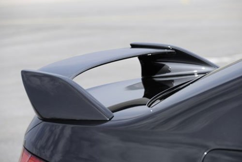 Kerscher Rear Wing 3 Part, Fiberglass with Carbon Insert, fits BMW 5-Series F10/F11