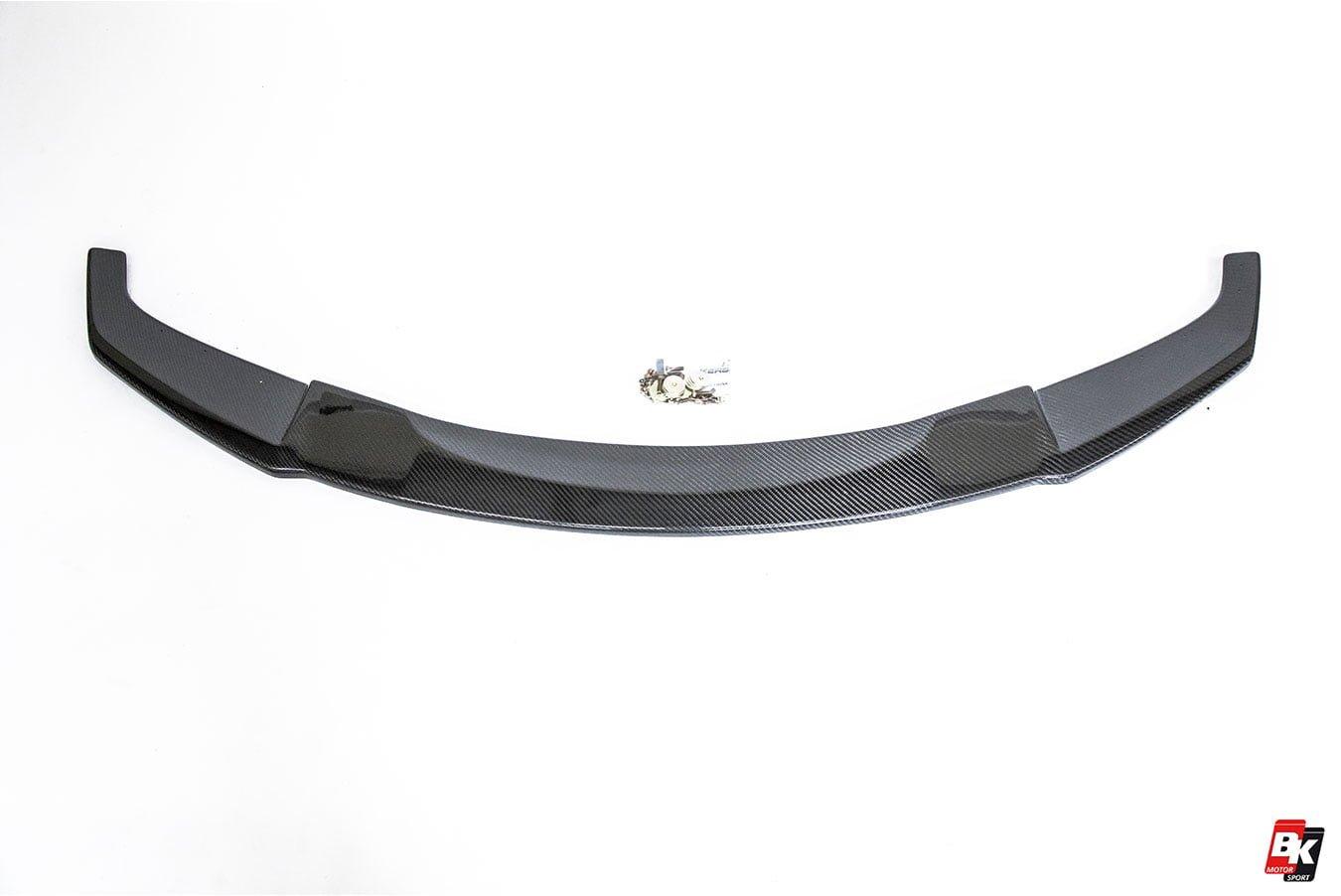 3-Series Front Spoiler Splitter for M-Technik-Bumper