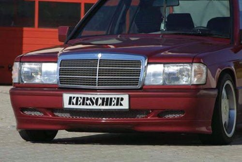 W201 Front Bumper RS
