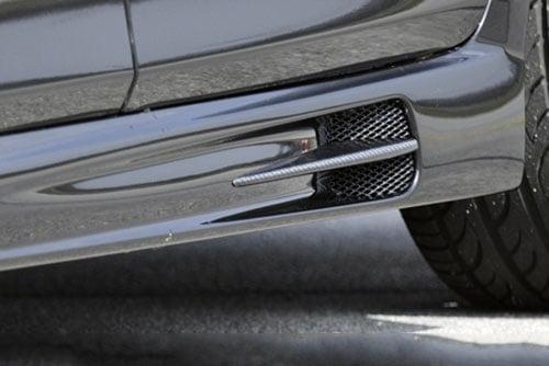 Kerscher Carbon Ribs Set for Sideskirts, fits BMW 3-Series E46