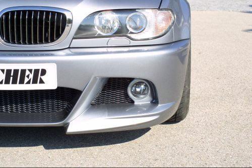 Kerscher Foglamps Set BMW Original, fits BMW 3-Series E46