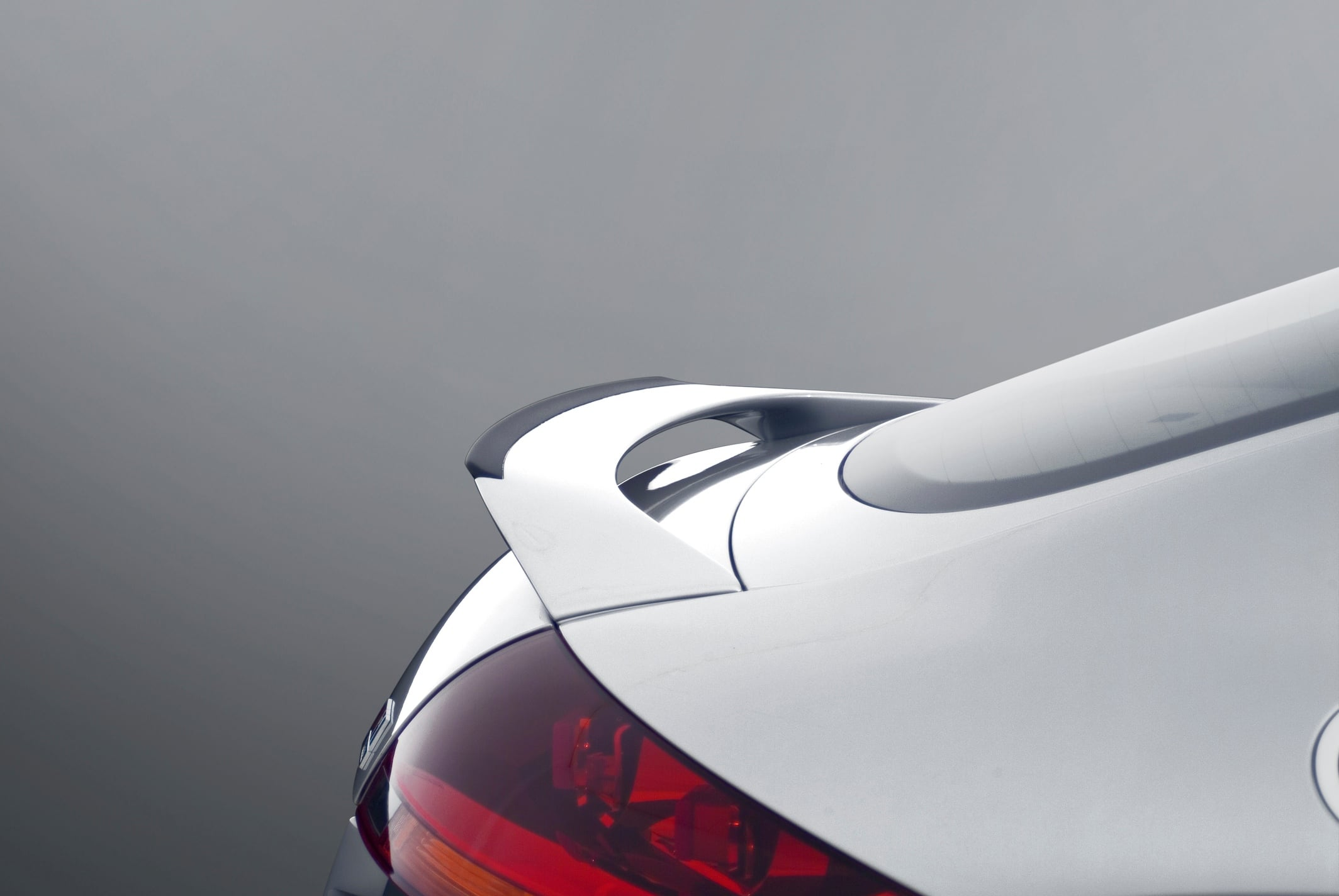 Caractere Trunk Spoiler, fits Audi TT Mk2 Coupe