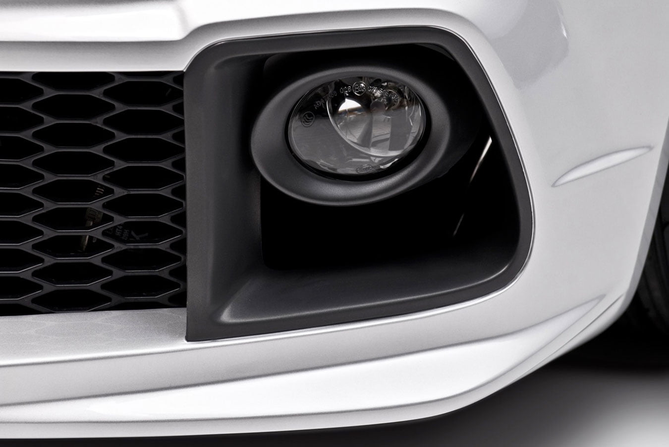 Caractere Front Bumper for Cars with Parking Sensors, fits Audi A4 B8.0