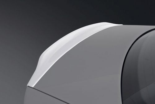 Caractere Trunk Spoiler, fits Audi A4 B8.0