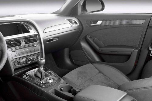 Caractere Carbon Look Inserts, fits Audi S4 B8.0 RHD