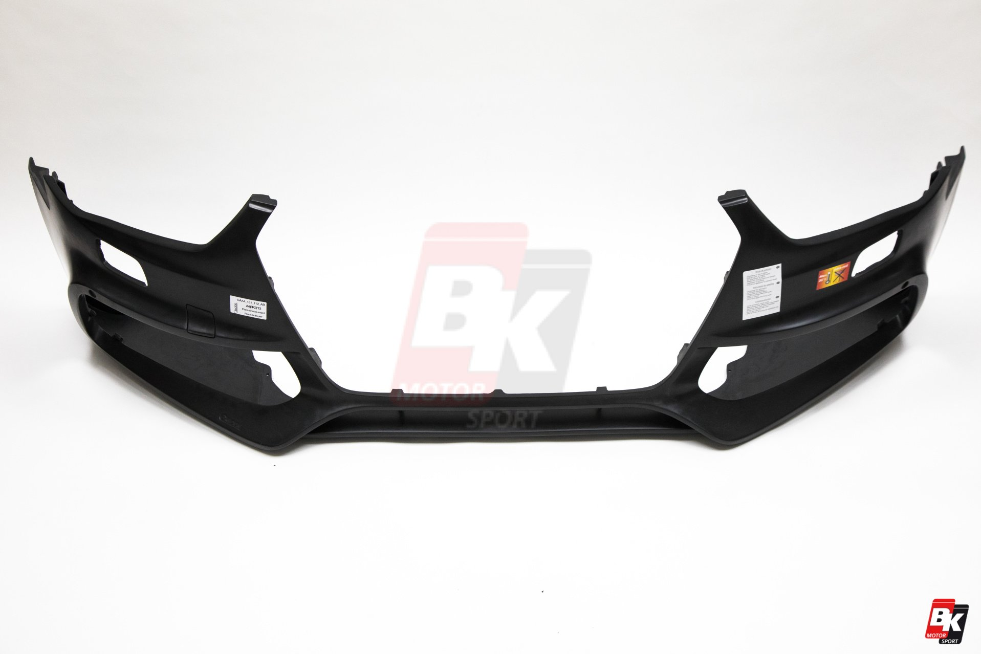 Caractere Front Bumper with Foglights, fits Audi A4 B8.5