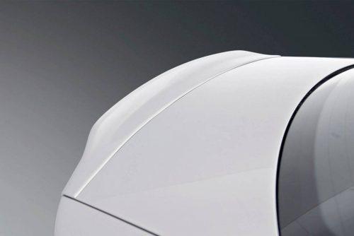 Caractere Trunk Spoiler, fits Audi A4 B8.5 Sedan