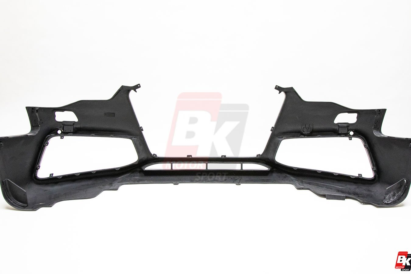 Caractere Front Bumper for Cars with Parking Sensors, Headlight Washers and Foglights, fits Audi A5 B8.5