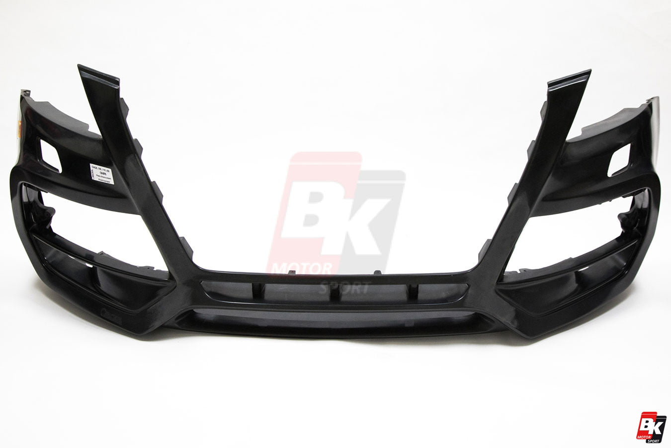 Caractere Front Bumper for Cars with Original Foglights and Parking Sensors, fits Audi Q5 B8.0