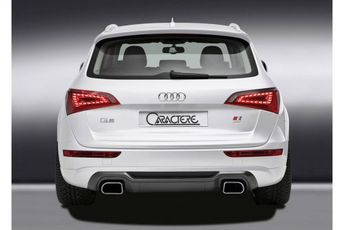 Caractere Tail Gate Add-On, fits Audi Q5 B8.0/B8.5