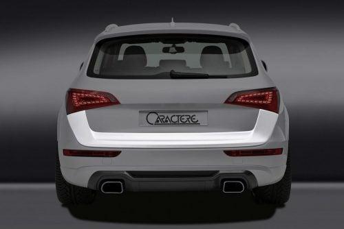 Caractere Tail Gate Add-On, fits Audi Q5 B8.0/B8.5
