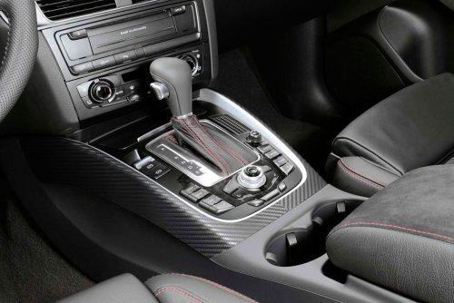 Caractere Carbon Look Inserts, fits Audi Q5 B8.0/B8.5