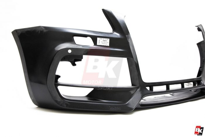 Caractere Front Bumper for Cars with Original Foglights and Parking Sensors, fits Audi Q5 B8.5