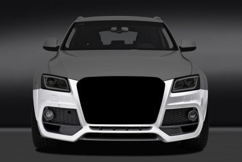 Caractere Front Bumper for Cars with Origin