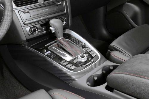 Caractere Carbon Look Inserts, fits Audi Q7 4L.5 RHD
