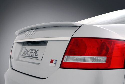 Caractere Rear Spoiler, fits Audi A6 C6