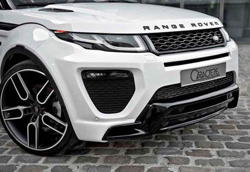 Caractere Front Bumper, fits Range Rover Evoque L538 FL