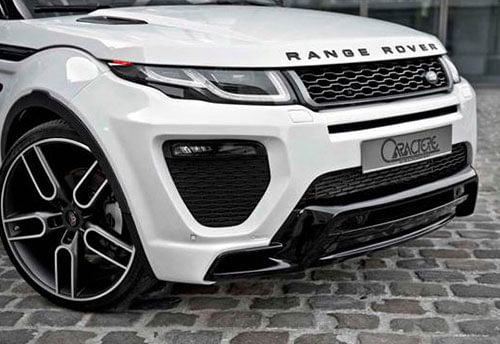 Range Rover Evoque Front Bumper