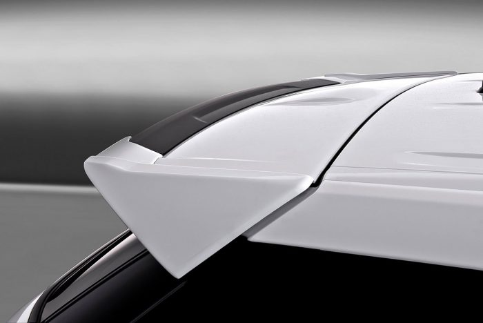 Caractere Roof Spoiler, fits Range Rover Evoque L538 Coupe