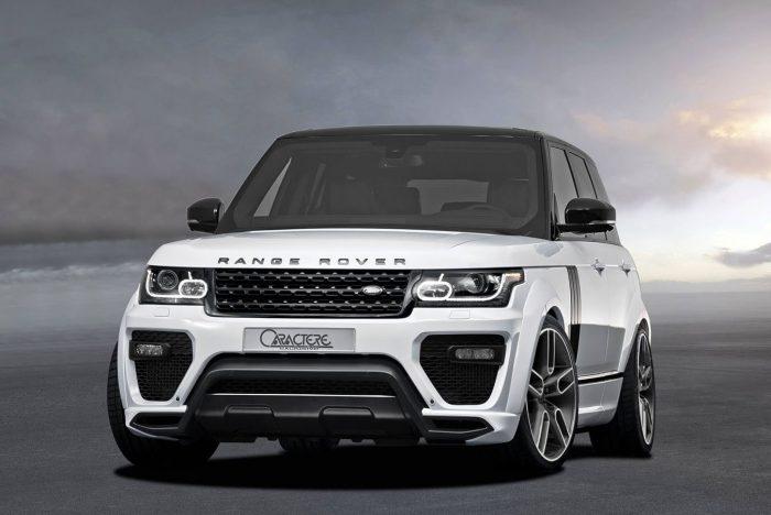 Range Rover Front Bumper