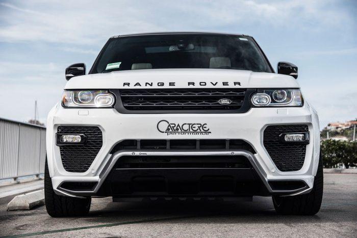 Range Rover Sport Front Bumper
