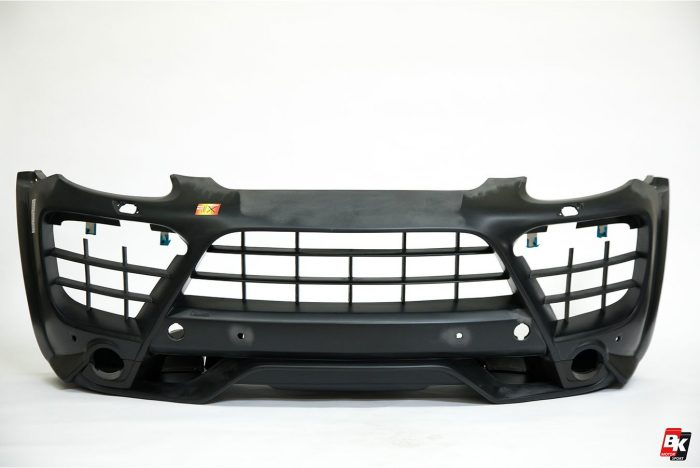 Caractere Full Body Kit, fits Porsche Cayenne 958 Turbo Models