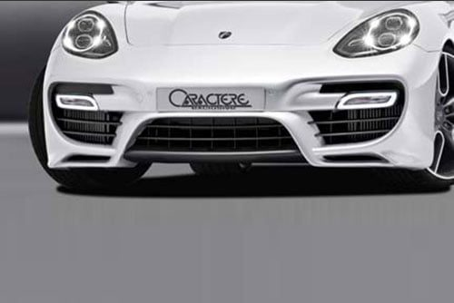 Caractere Front Bumper Without Any Option, fits Porsche Panamera 970 FL