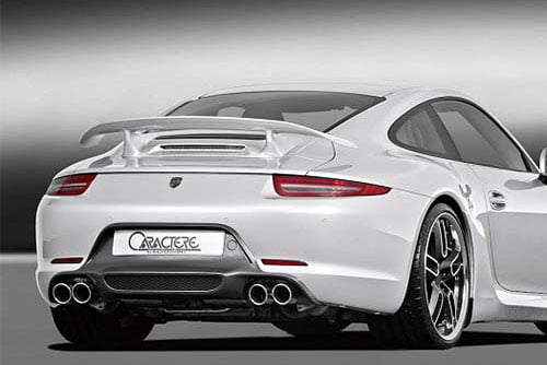 991 Rear Diffuser for US Version
