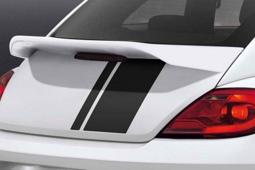 Caractere Trunk Spoiler, fits Volkswagen Beetle