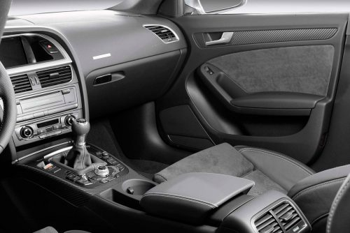 Caractere Carbon Look Inserts, fits Volkswagen Sharan Mk2