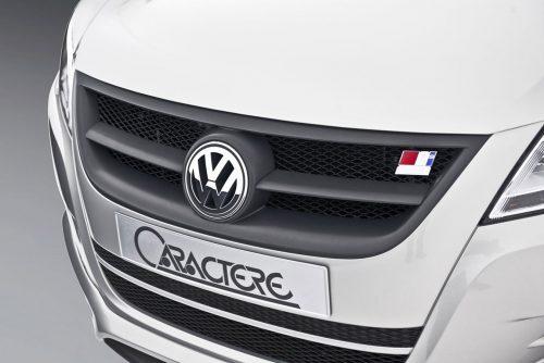 Caractere Front Grille, fits Volkswagen Tiguan Mk1