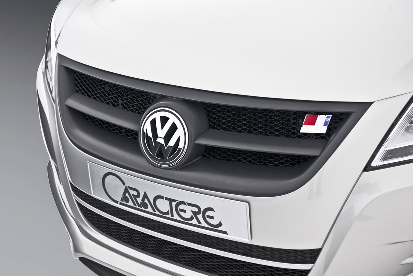 Tiguan Mk1 Front Grille